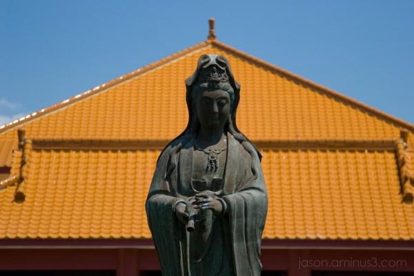 Jade Buddha Temple Houston