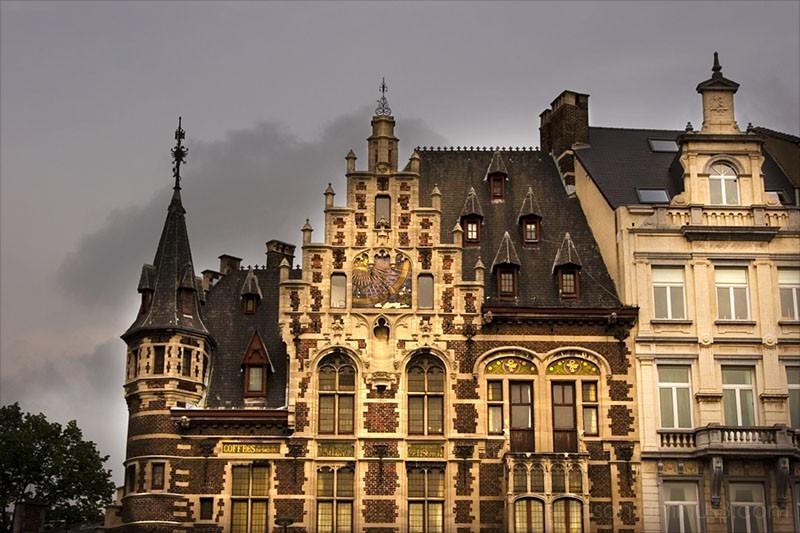 Brussels Art Nouveau