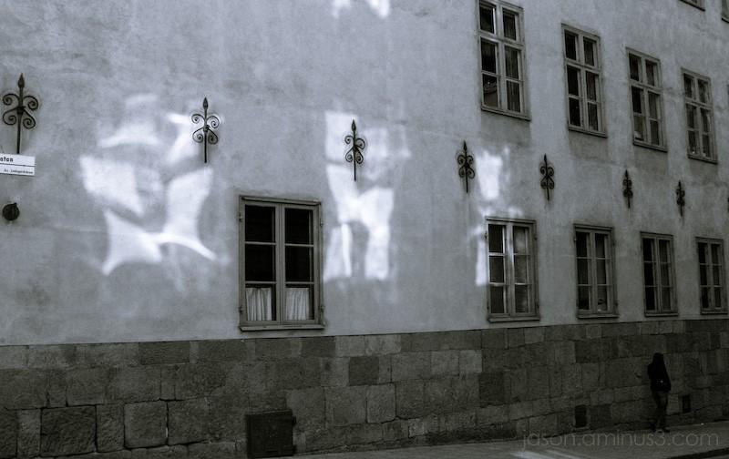 strange reflections