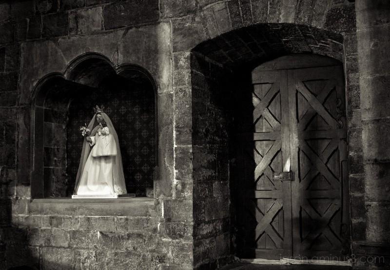 mary church door