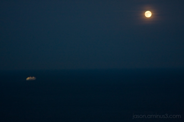 Moonlit Cruise