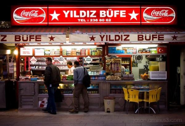 Yıldız Büfe Istanbul