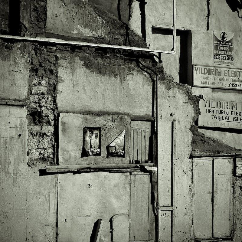 Istanbul concrete decay