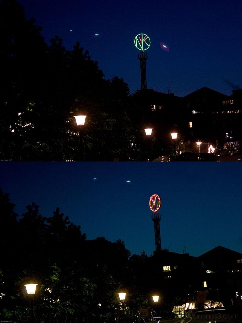 Stockholm UFO Sweden