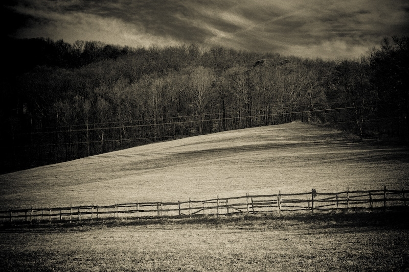 Black Mountain Fence