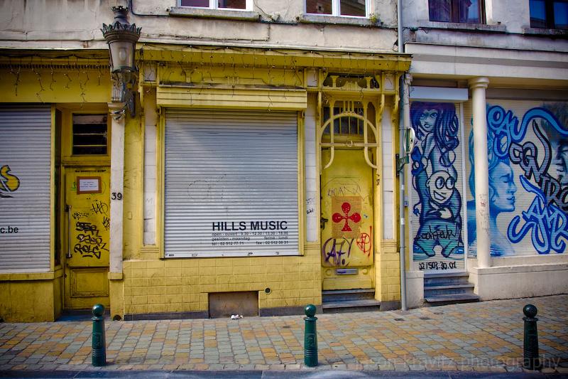Hills Music store belgium