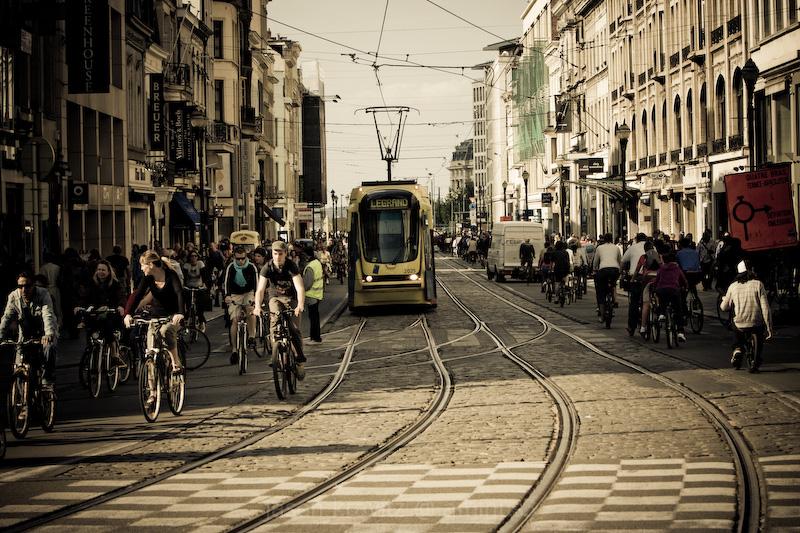 Brussels Dimanche sans voiture