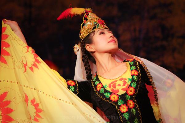 Urumqi Dance Show