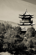 buddhist temple dunhuang