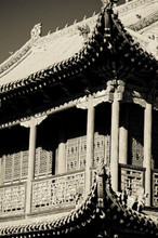 Jiayu Pass Fort Temple