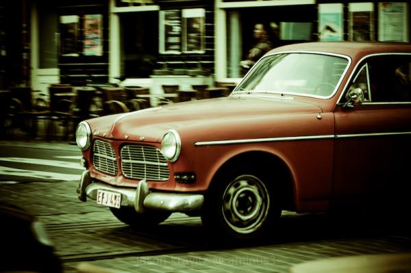 Go Go Volvo