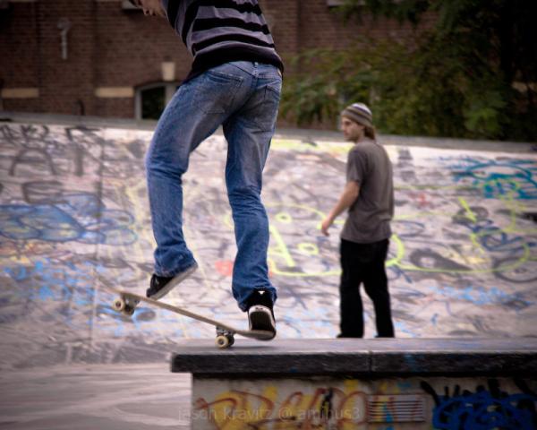 Brussels Skatepark