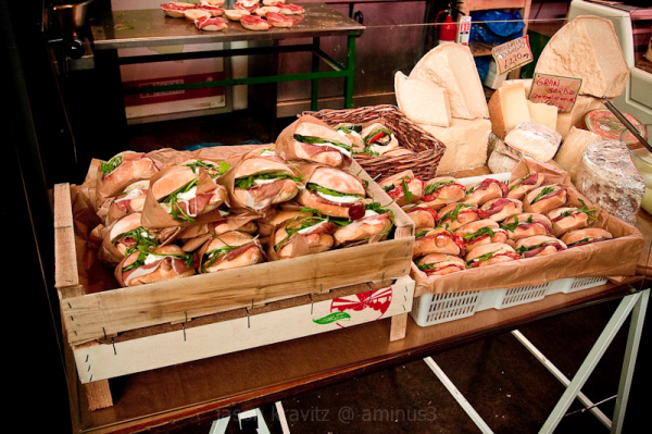 Borough Market Sandwiches