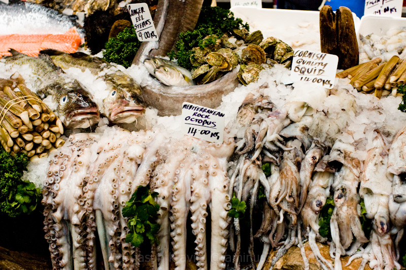 fesh seafood borough market london