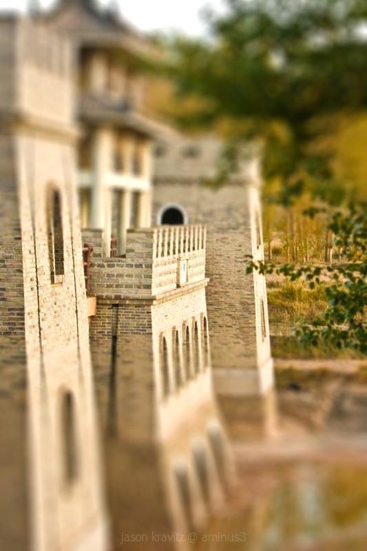 tiny castle china