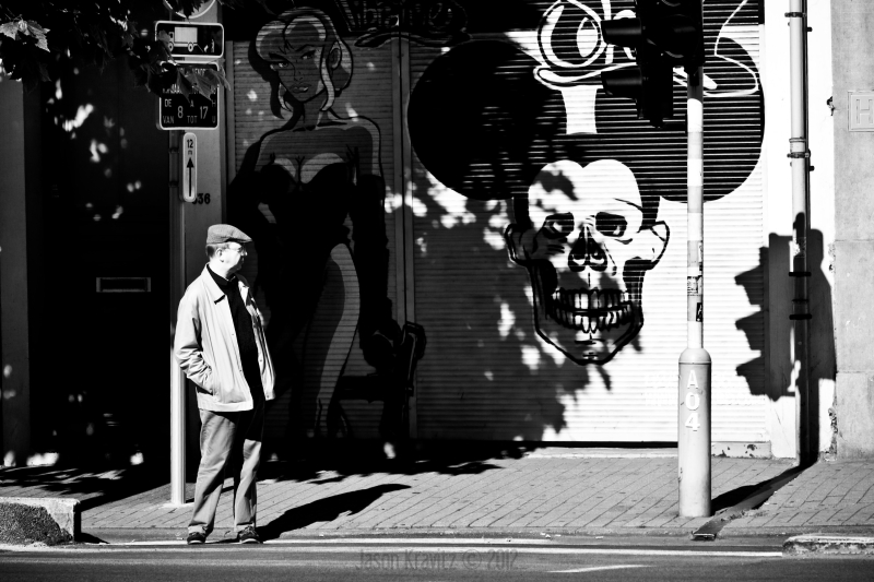 Brussels street grafitti