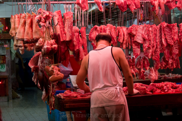 hong kong butcher
