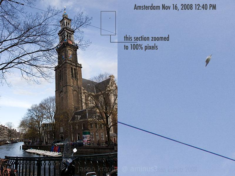 Amsterdam UFO