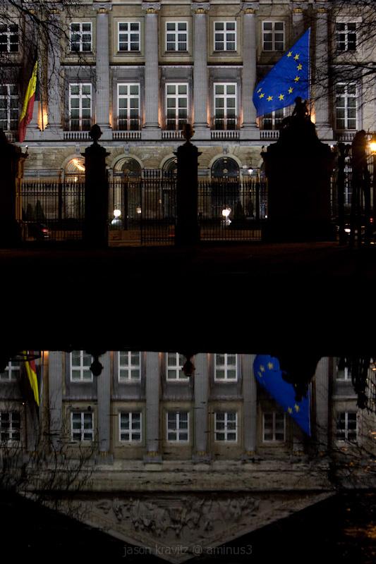 Reflecting the EU and Belgium