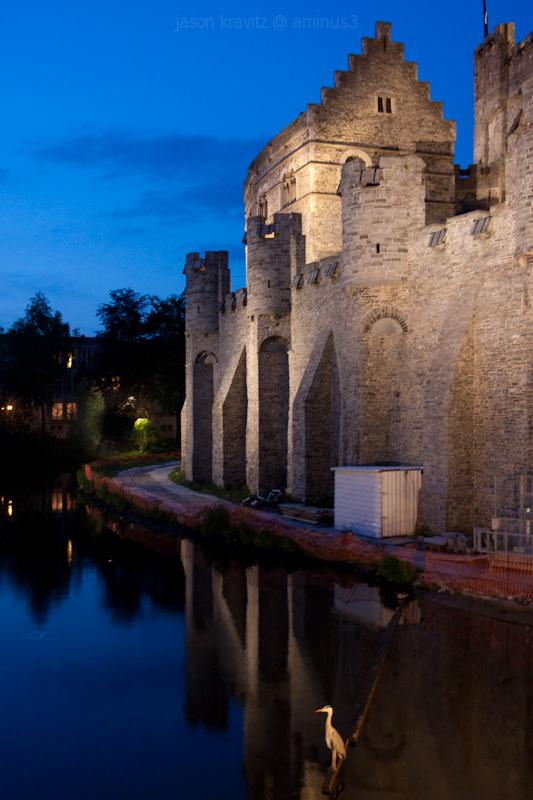 gent belgium castle