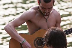 l'tang d'ixelles guitarist