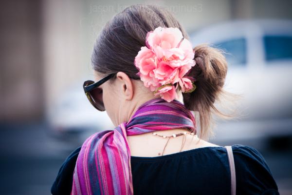 Street Flower