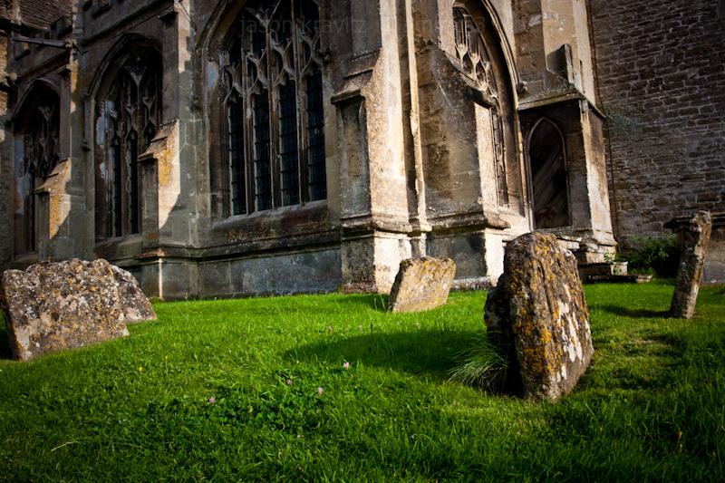 lacock church
