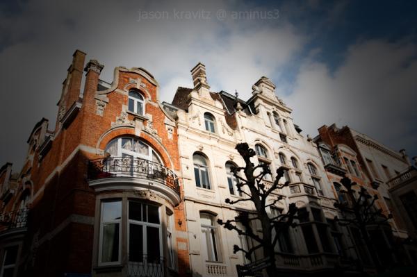 Leuven Buildings