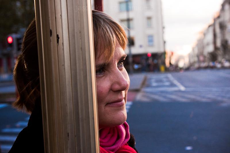 Leslie in Brussels
