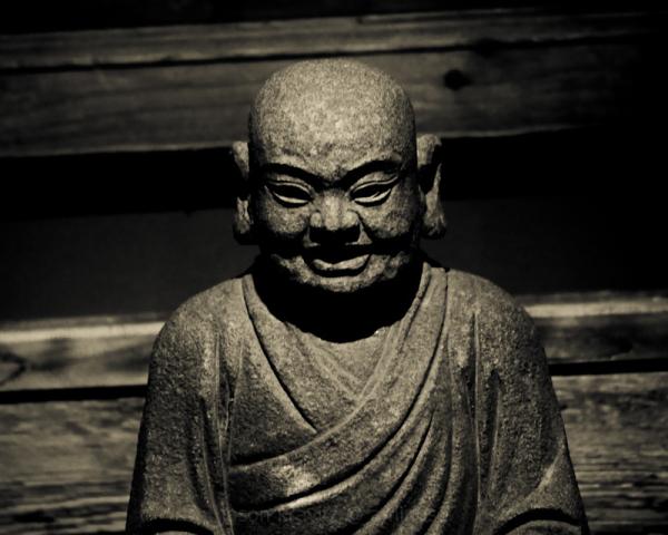 Buddhist Statue Solo