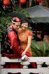 happy couple china