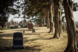 rural nebraska cemetery
