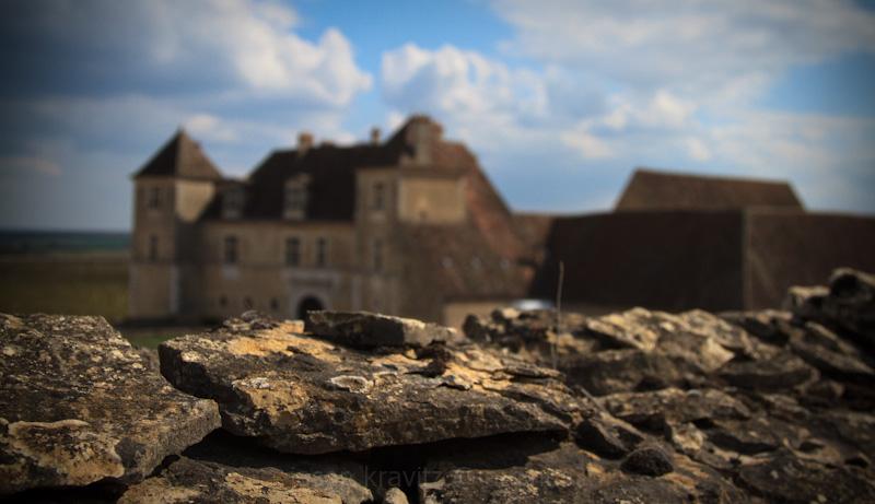 france chateau bourgogne