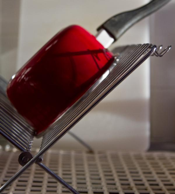 Rack Call Pot Red