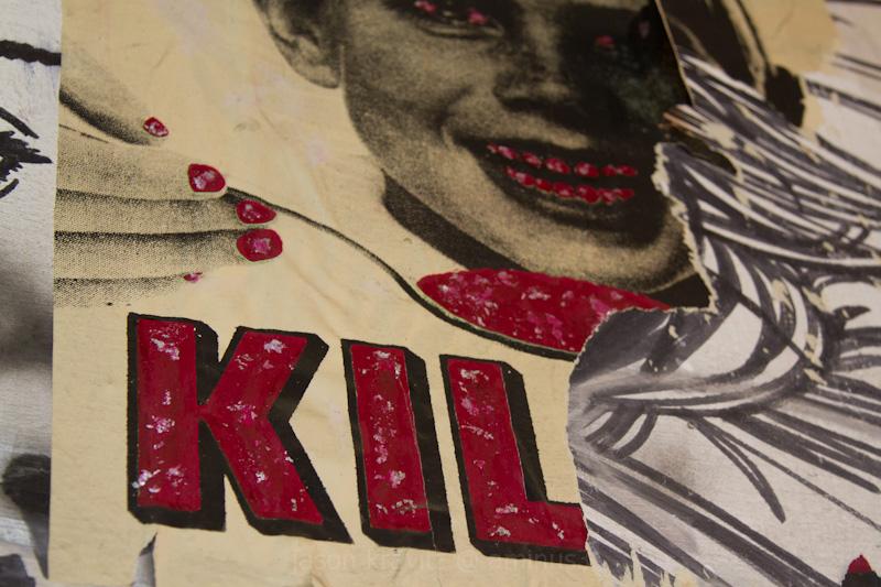 Tacheles Berlin Kill