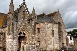 chapel church france saint-tugen primelin