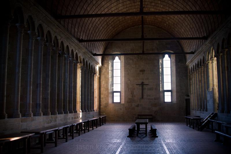 Mont Saint Michel room