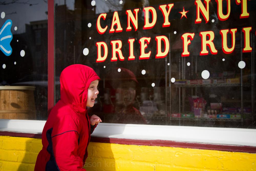 Philadelphia candy store