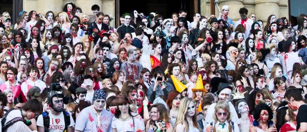 Where's Waldo Zombie edition