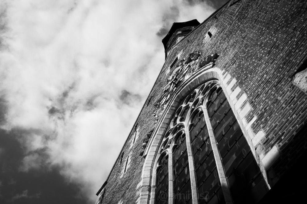 brussels church