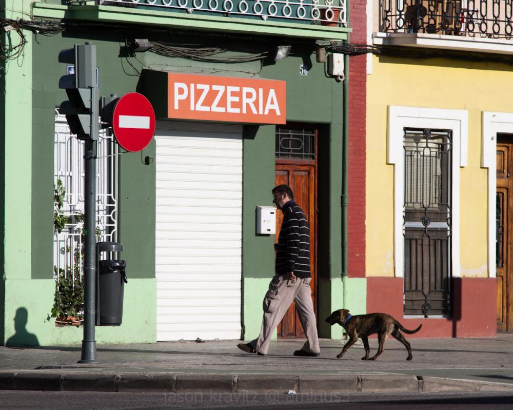 valencia pizza