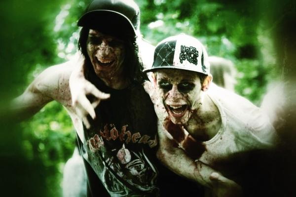 Motorhead Zombies from Praha