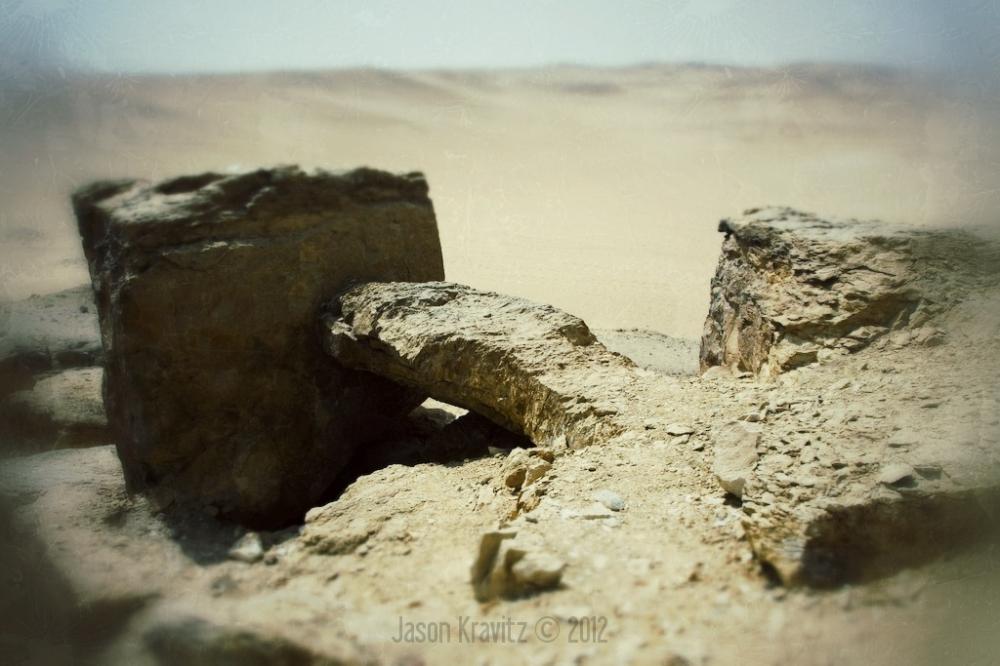 intergalactic desert