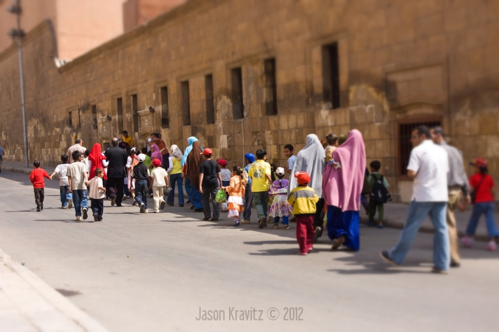 colorful life in egypt