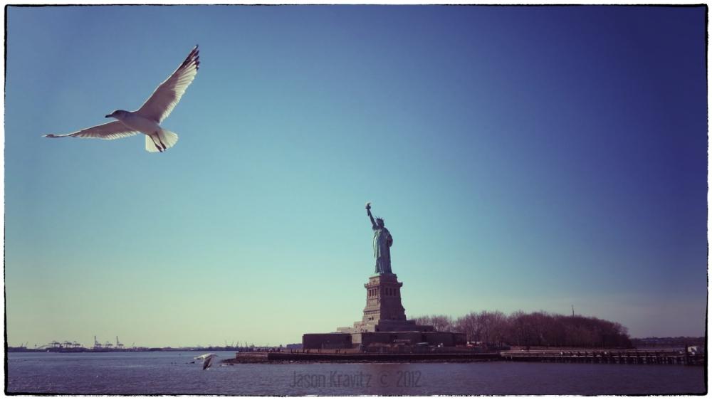 Ellis Island snapseed