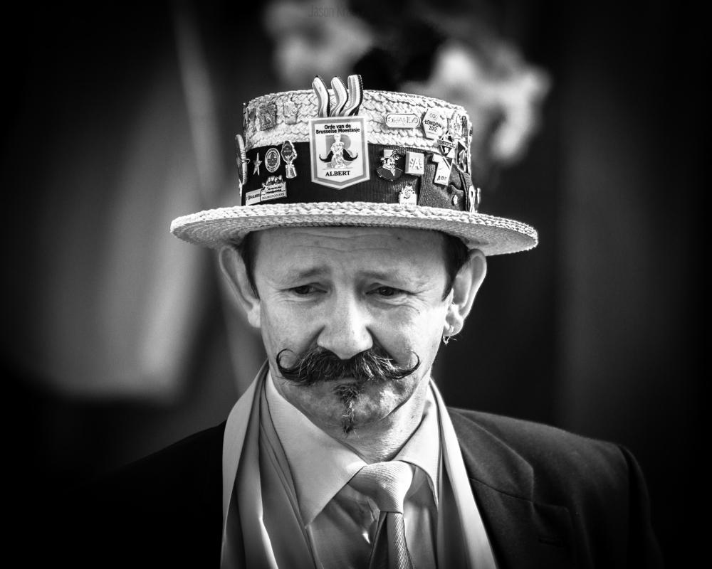 street mustache