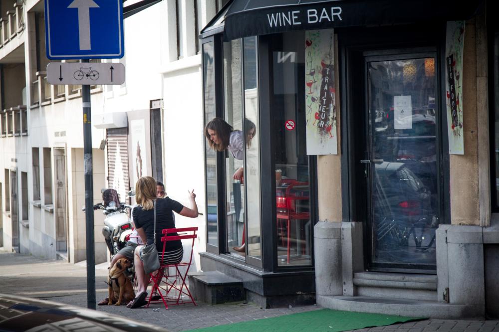 wine bar brussels