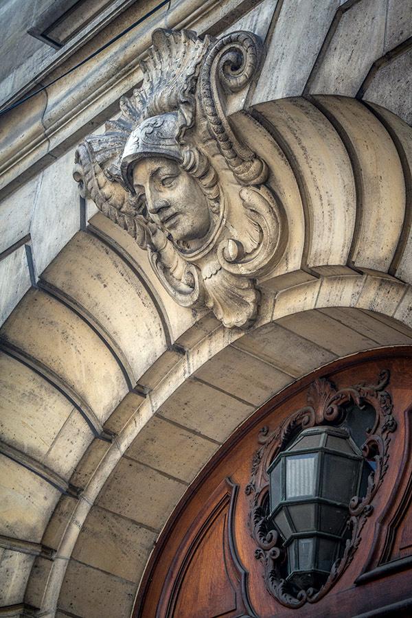 door head