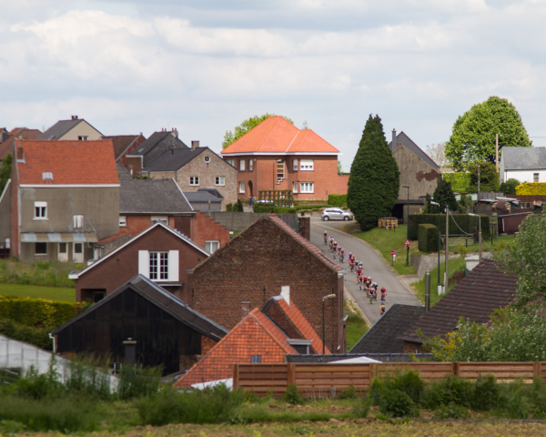 A view through Town
