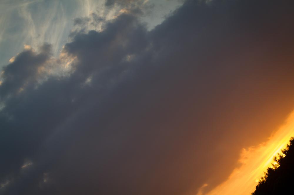 titled sunset